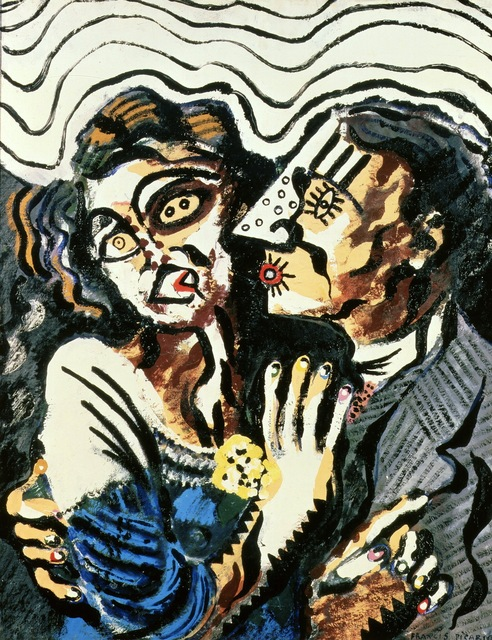 Francis Picabia, 'Première recontre [First Meeting]', 1925, Painting, Art Resource
