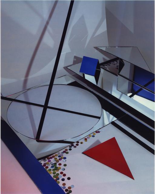 , 'Construct X A,' 1981, Kadel Willborn
