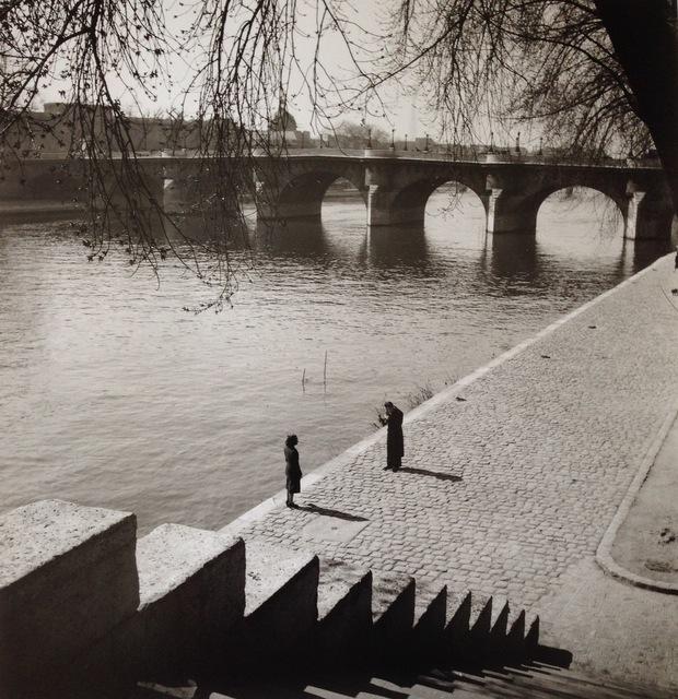 , 'Paris, le pont neuf,' 1949, °CLAIR Galerie