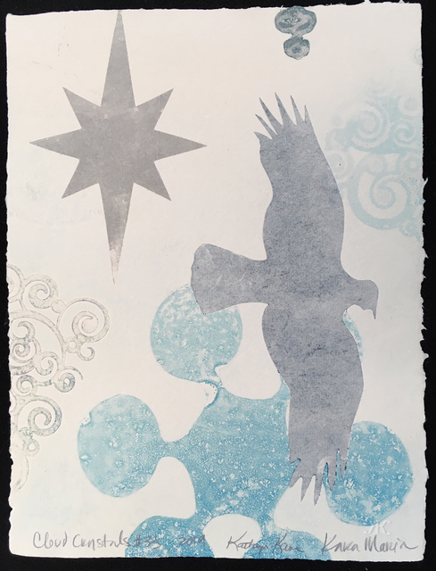 , 'Cloud Crystal 33,' 2019, Mark Moore Fine Art