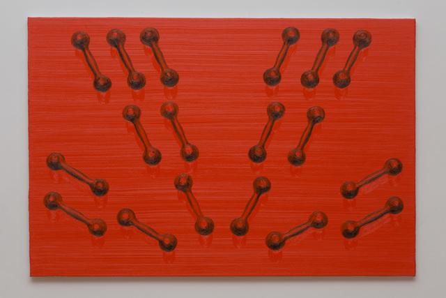 , 'Relay,' 2014, Kisterem