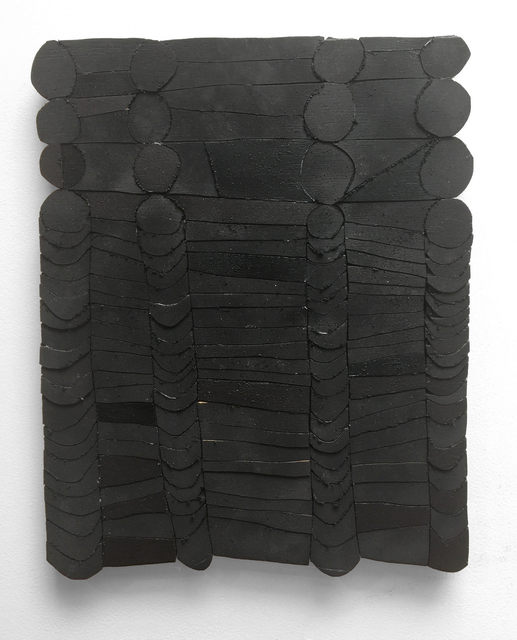 , 'Untitled (Black 1),' 2018, Galleri Urbane