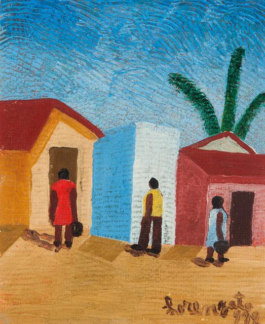 , 'Favela,' 1992, Galeria Estação