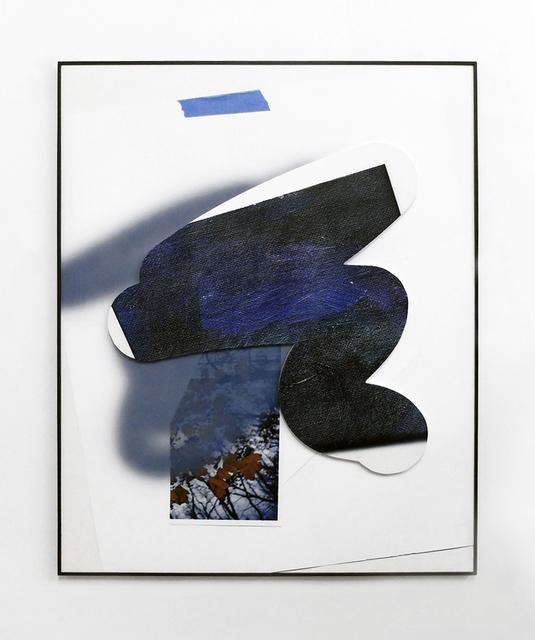 , 'Passing through each other,' 2016, Luis De Jesus Los Angeles