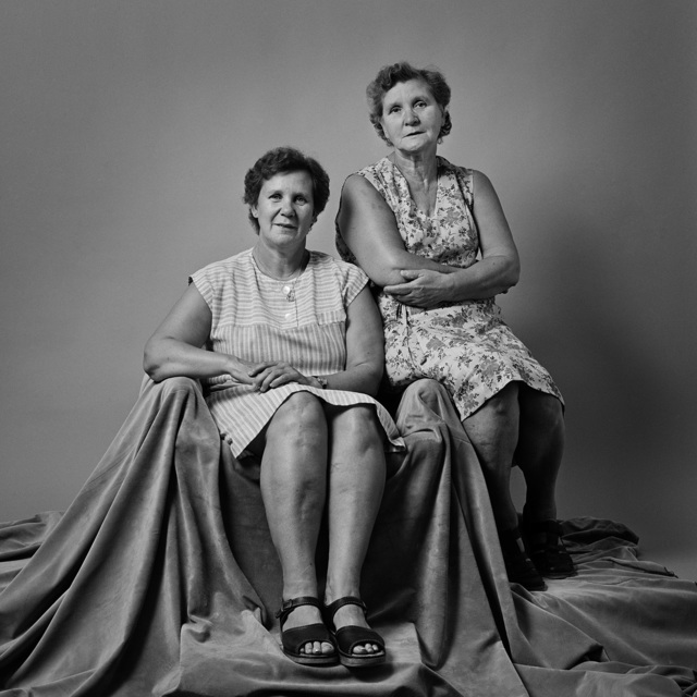 Erwin Olaf, 'Squares - Sisters', 1984, Hamiltons Gallery
