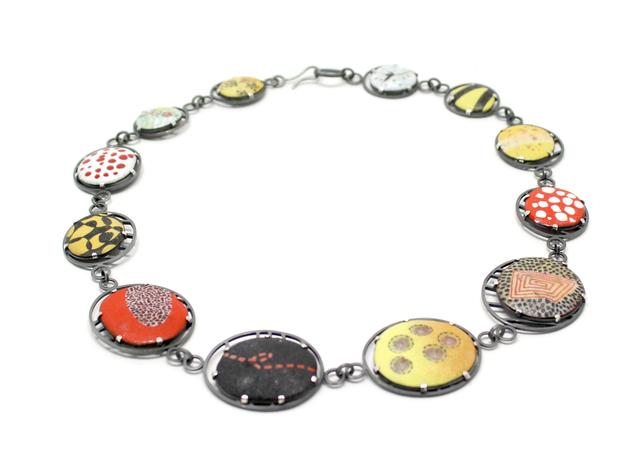 , 'Lumina Necklace #15,' 2016, Sienna Patti Contemporary
