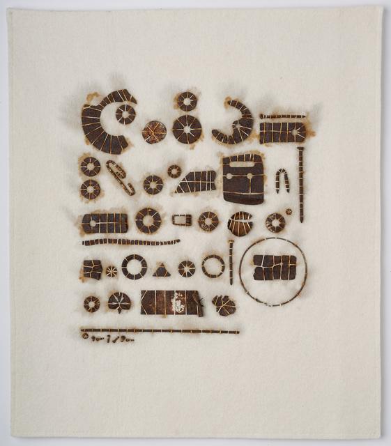 , 'Rebus #1,' , Gail Severn Gallery