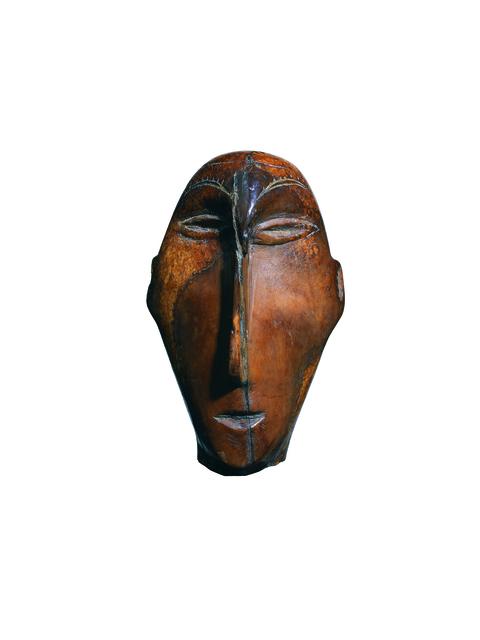 , 'HUMAN HEAD (CE4278),' 200 BCE-100, Donald Ellis Gallery