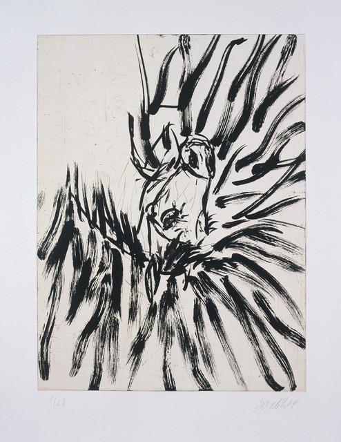 Georg Baselitz, 'Il mito [Le mythe]', 2004, Galerie Catherine Putman