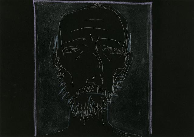 , 'My Father III,' 2017, Pratt Contemporary