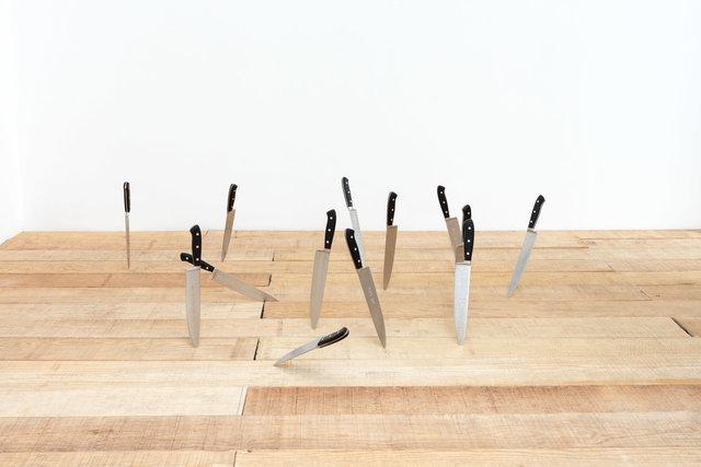 , 'Song (e),' 2018, Galería OMR