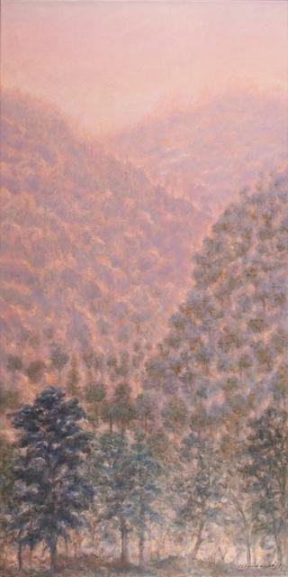Rodolfo Abularach, 'Montes y Llamas', 1999, Painting, Oil on canvas, Rago/Wright
