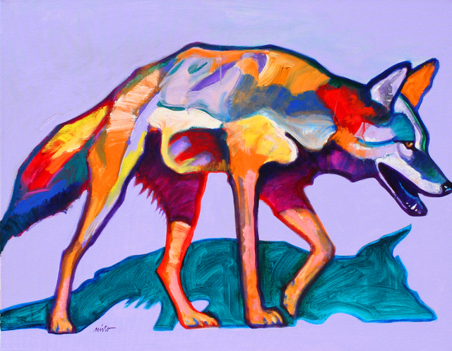 , 'Coyote,' 2007, Ventana Fine Art