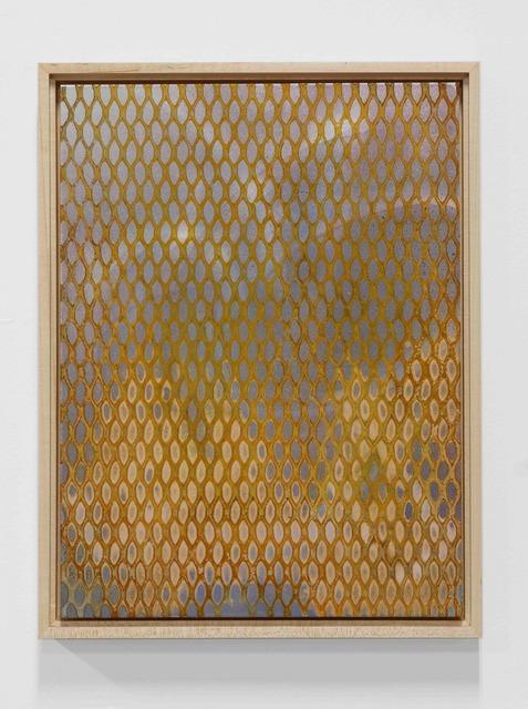 , 'Untitled (Helvine),' 2016, kamel mennour