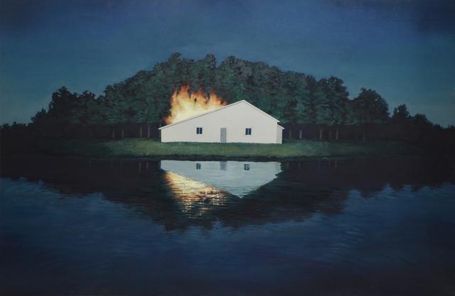 Motohide Takami, 'FIRE.P', 2013, SEIZAN Gallery