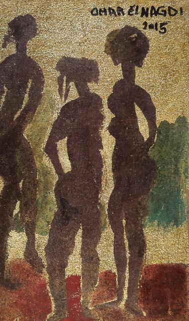 , 'The hangout ,' 2015, Arteology Egypt