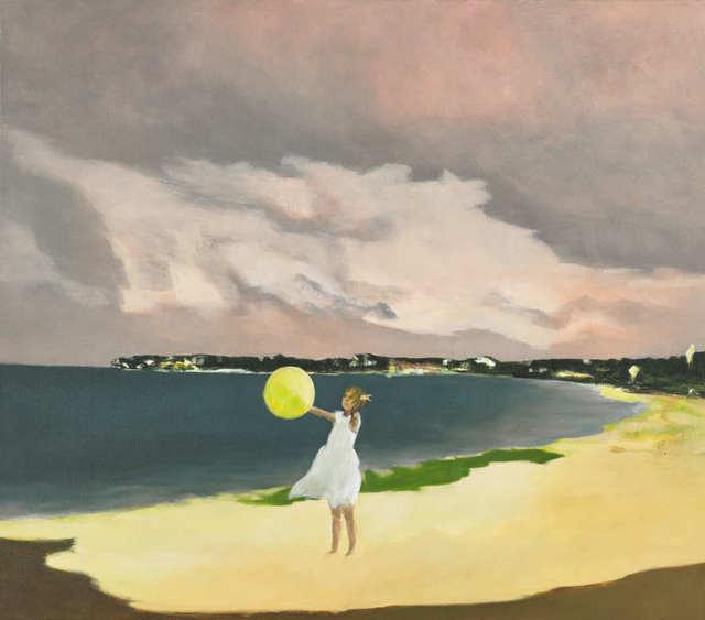 , 'Untitled (Mit dem Traum im Nacken  11),' 2016, OSME Gallery