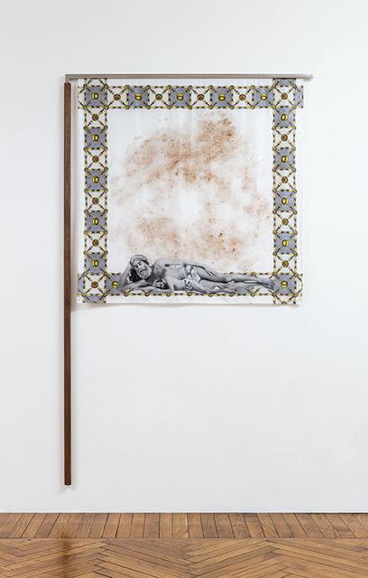 , 'Opulent Austerity (for mamayya and malvina),' 2018, Federica Schiavo Gallery