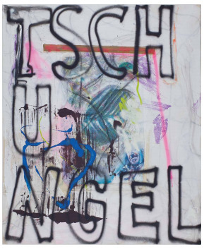 , 'Tschungel,' 2015, Galería Karen Huber