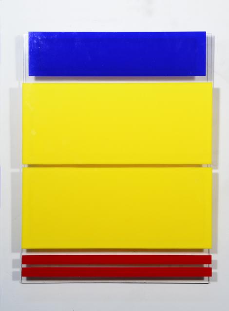 , '2 rectángulos amarillos,' 1982, Henrique Faria Fine Art