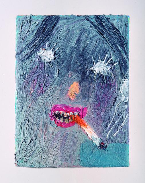 , 'El Amanecer de Ylenia,' 2018, Freight + Volume
