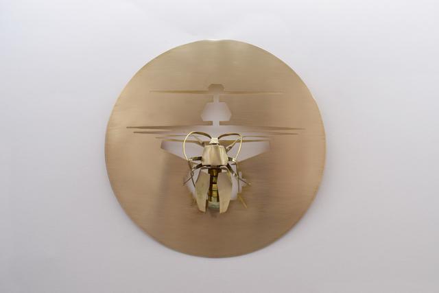 , 'Folding From A Piece - Cockroach,' 2019, Karin Weber Gallery