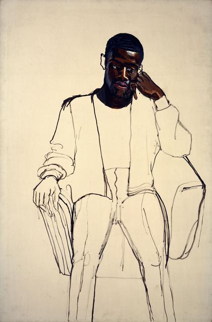 , 'James Hunter Black Draftee,' 1965, The Metropolitan Museum of Art