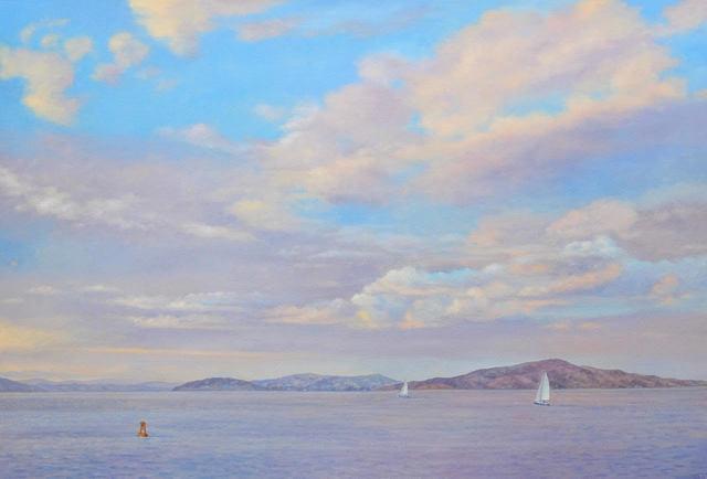 , 'Angel Island ,' 2019, Andra Norris Gallery