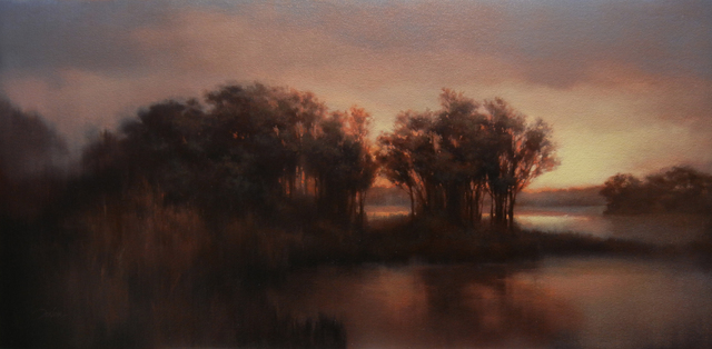 , 'Edge of the Bay,' 2015, Bowersock Gallery