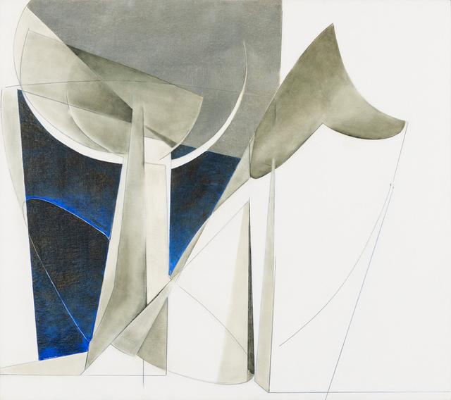 , 'Tomorrow's Moon, Sangria's Viscous Fingers,' 2017, Valley House Gallery & Sculpture Garden