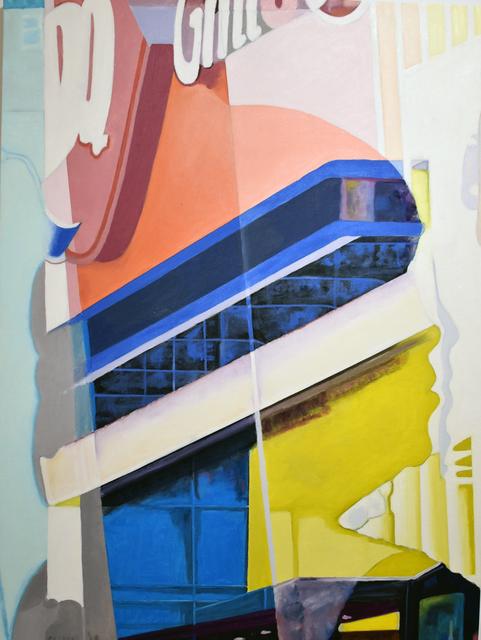 , 'The Enigma of Ego,' 2018, Carter Burden Gallery