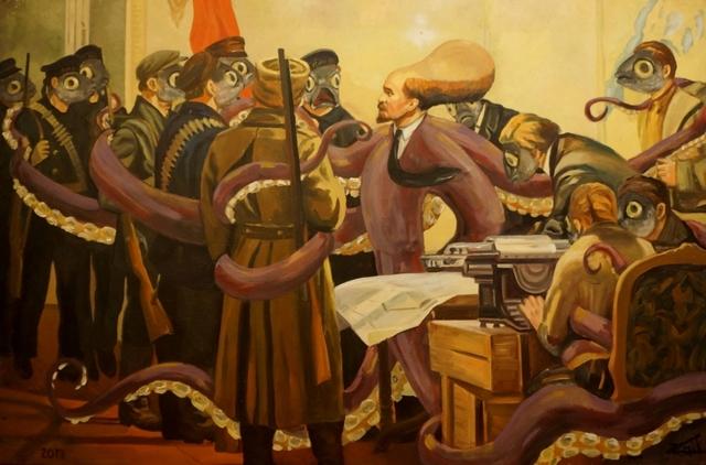 Yuriy Zakordonets, 'Odyssey', 2017, Art Acacia