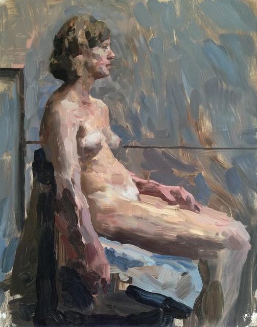 , 'Rebecca,' , Sirona Fine Art