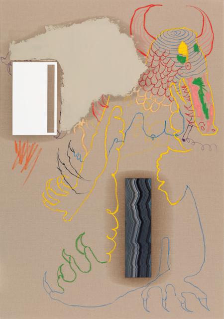 , 'Untitled [1.952],' 2017, Stevenson