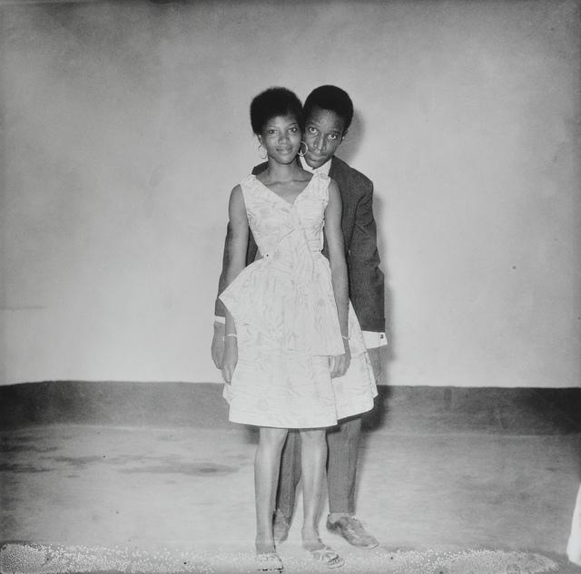 , 'The Arrival of Sacko Abdoulaye,' 1967, HackelBury Fine Art