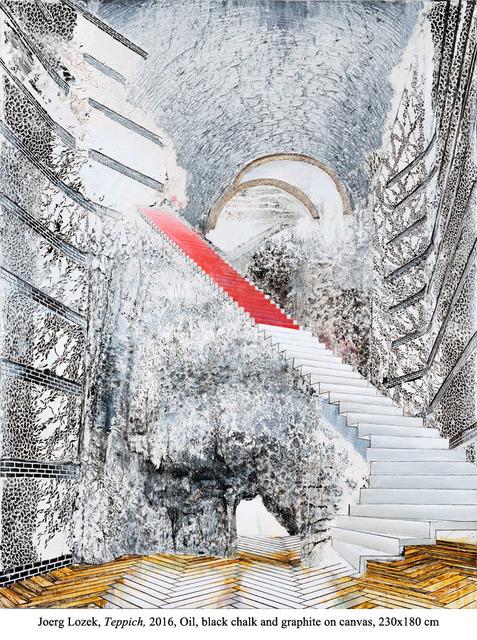 Jörg Lozek, 'Teppich', 2016, Mimmo Scognamiglio / Placido
