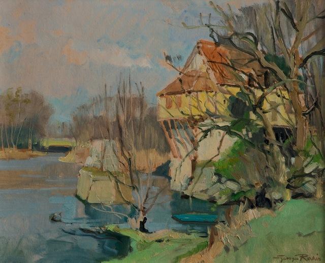 , 'Moulin de Vernon,' , Gladwell & Patterson