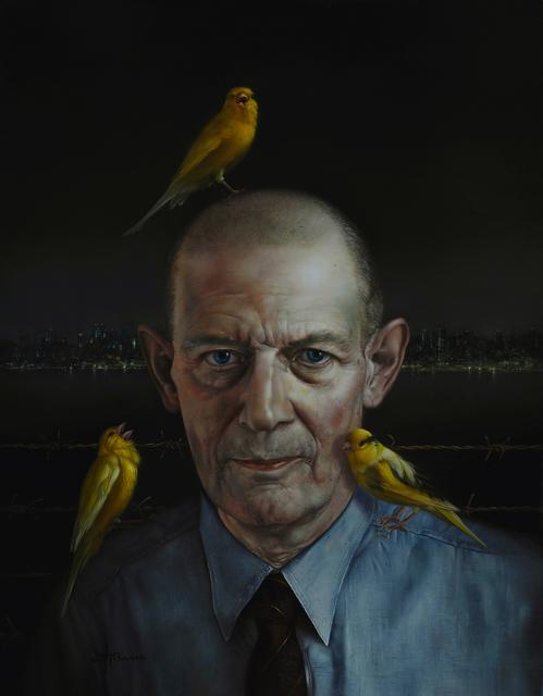 , 'Robert Stroud (Birdman of Alcatraz),' 2018, Gallery 1261