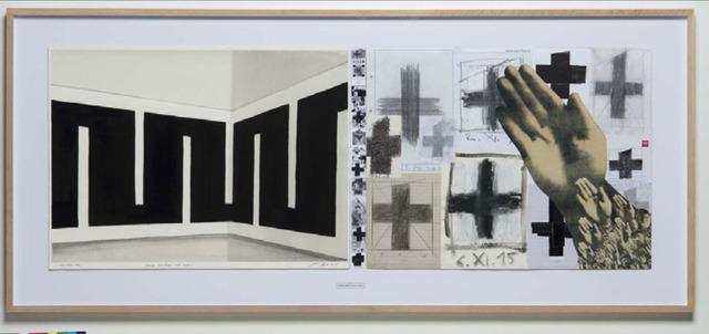 , 'April 23, 1924, Julie Knifer is Born,' 2015, Ani Molnár Gallery