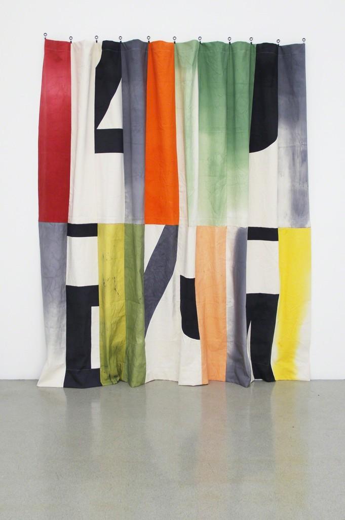 Pia Camil, 'Espectacular telón (I),' 2013, La Central