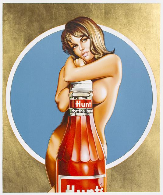 Mel Ramos, Galerie Ernst Hilger