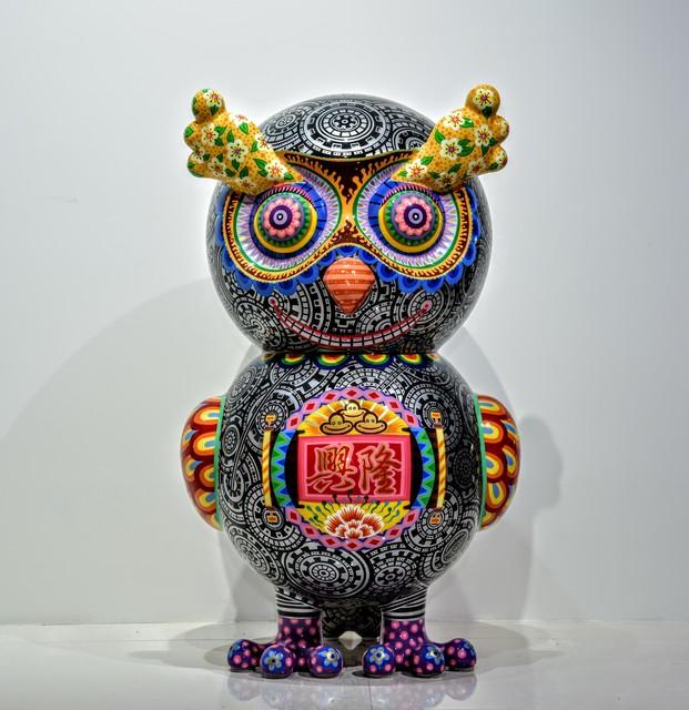 Hung Yi, 'Owl 9-4', 2019, FREMIN GALLERY
