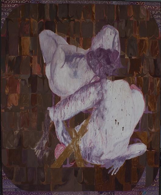 , 'Partners Study 3,' 2015, Galerie Kornfeld