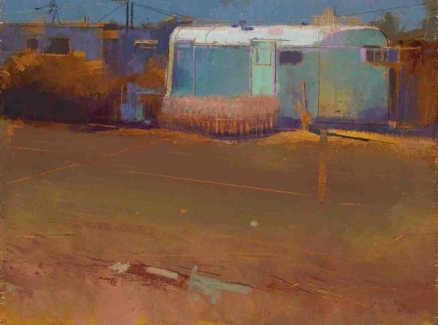 , 'Bombay Beach #10,' 2017, Sue Greenwood Fine Art