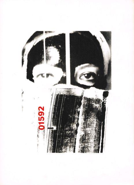 , 'Sin título (Untitled),' 1983, Hammer Museum