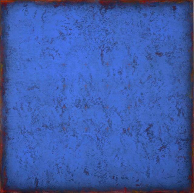 , 'Ultramarine,' 2015, MONITOR
