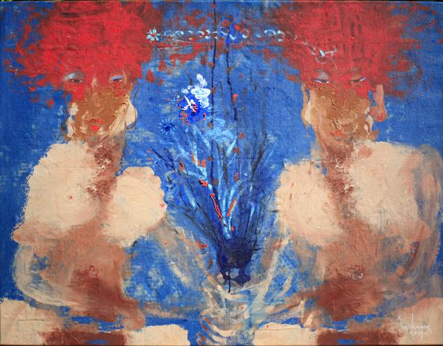 Li Shuang 李爽, 'Joy 歡樂', 2017, W.Ming Art