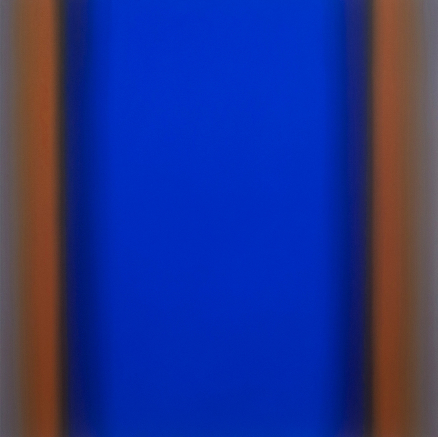 , 'Witness 1-S6060, (Blue Orange Deep), Witness Series,' 2016, Brian Gross Fine Art