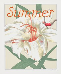 Paula Scher, 'Summer,' , Heritage Auctions: Holiday Prints & Multiples Sale