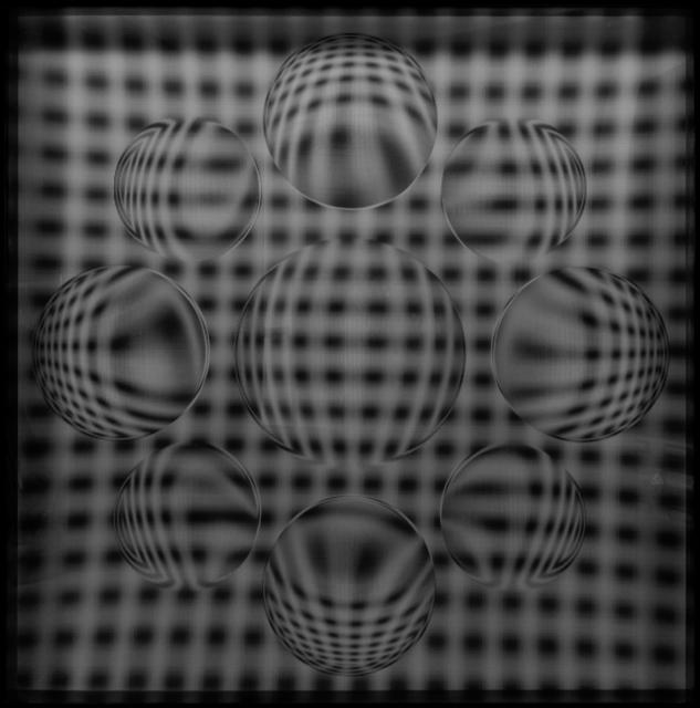 , '9 Esferas. Aceleración en dos tiempos,' 2015, Marion Gallery